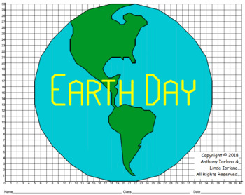 Earth Day Mystery Picture