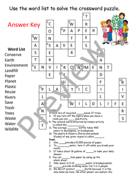 Earth Day NO PREP Printables Activity Pack
