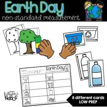 Earth Day Non-Standard Measurement