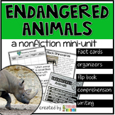 Endangered Animals Nonfiction
