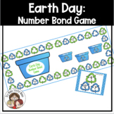 Earth Day Number Bond Game