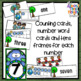 Earth Day Number Matching for 1-20, tens frame, words, numbers and subitizing