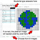 Earth Day - Number Patterns: Misc Operations - Google Sheets Pixel Art