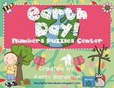 Earth Day! Numbers 13-24 Number Puzzles FREEBIE