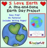 Earth Day One-and-Done Project