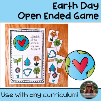 Earth Day Open Ended Game