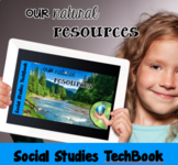 Social Studies Natural Resources Digital Textbook and Interactive Activities