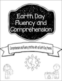 Earth Day (Fluency and Comprehension) Great for Standardiz