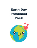 Earth Day Pack for Preschoolers