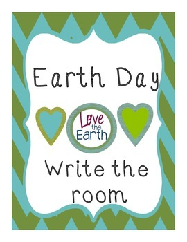 Earth Day Pack for the Primary Classroom- Literacy Centres