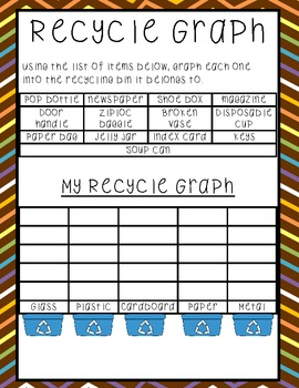 Earth Day Packet - Printable