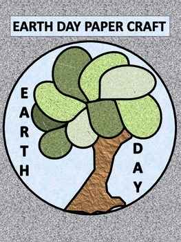 Earth Day Paper Craft