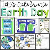 Earth Day Interactive Activities & Close Reading Passages
