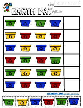 Earth Day Patterns