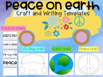 Earth Day Peace Craft