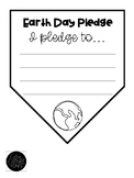 Earth Day Pennant Banner
