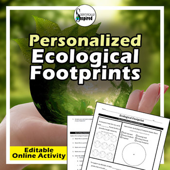 Earth Day - Personalized Eco. Footprint - Human Impact on the Environment