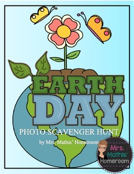 Earth Day Photo Scavenger Hunt