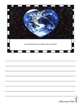Earth Day Picture Prompts
