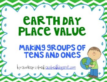 Earth Day Place Value Packet