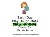 Earth Day Play Dough/Play-Doh/Playdough Mats