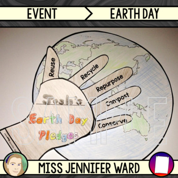 Earth Day Pledge Activity