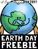 Earth Day Poem FREEBIE