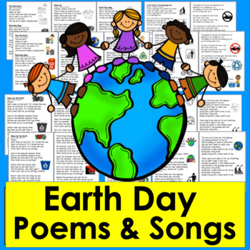 Earth Day Activities: Poems & Songs