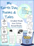 Earth Day Poems and Tales: Books to Make and Write