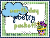 Earth Day Poetry Activities