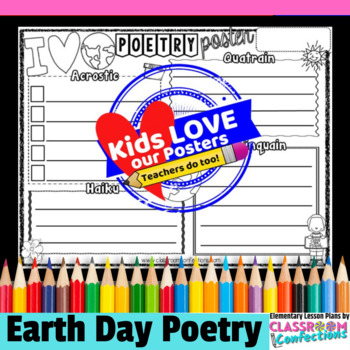 Earth Day Activity Poster