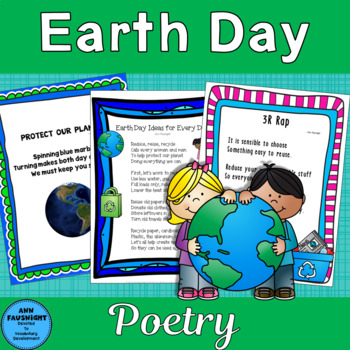 Earth Day Poetry Original Poems for Earth Day