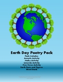 Earth Day Poetry Pack