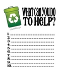 Earth Day Poetry, Posters & Activities