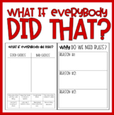 What If Everybody Did That? | Back to School (BTS) | Book