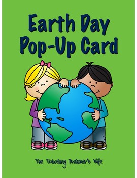 Earth Day Pop-Up Card