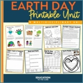 Earth Day Activities | Plants | Earth Day Writing