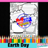 Earth Day Writing: Activity Poster