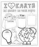 Earth Day Poster {For Bulletin Boards}