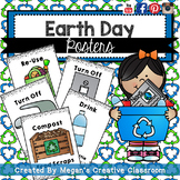 Earth Day Posters and Colouring Pages