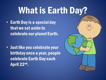 Earth Day Activities | Earth Day PowerPoint | Earth Day Facts
