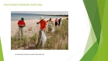 Earth Day PowerPoint Presentation (April 22)