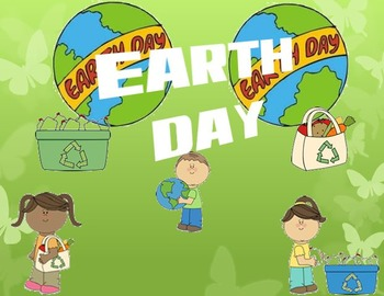 Earth Day Powerpoint-Reproduction in Flowering Plants