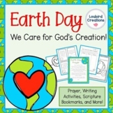 Earth Day Prayer & Writing for the Christian Classroom