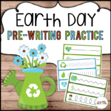 Earth Day Pre-Writing Practice