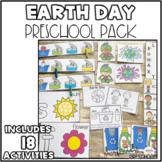 Earth Day Preschool Bundle