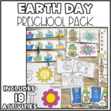 Earth Day Preschool Bundle