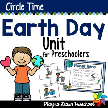 Earth Day Circle Time Unit