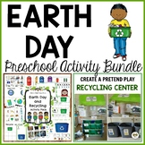 Earth Day Preschool Dramatic Play and Activities Bundle