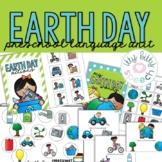 Earth Day Preschool Language Unit